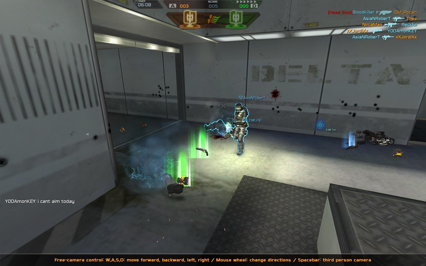 Zahájena otevřená beta střílečky Genesis A.D. 23420