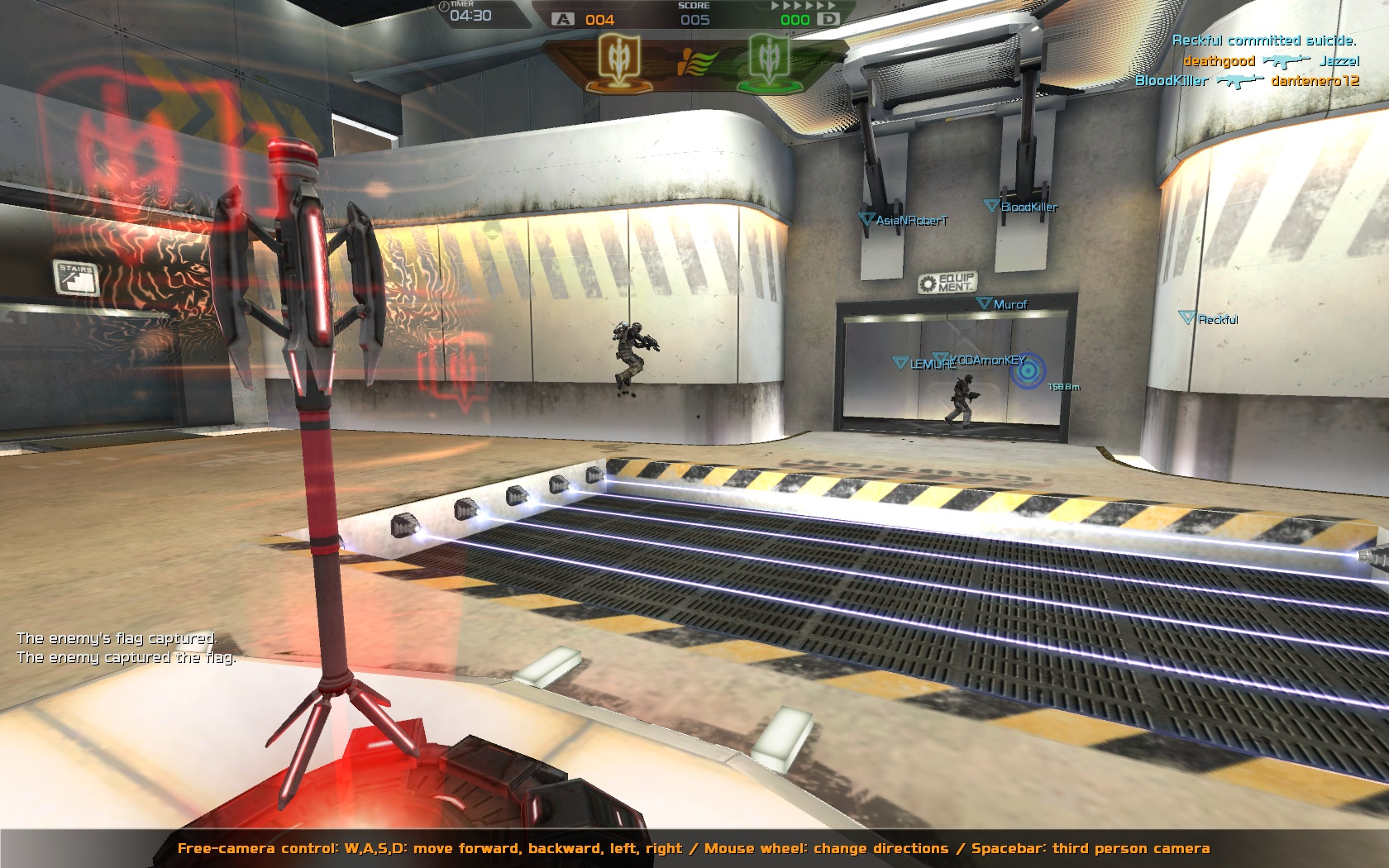 Zahájena otevřená beta střílečky Genesis A.D. 23421
