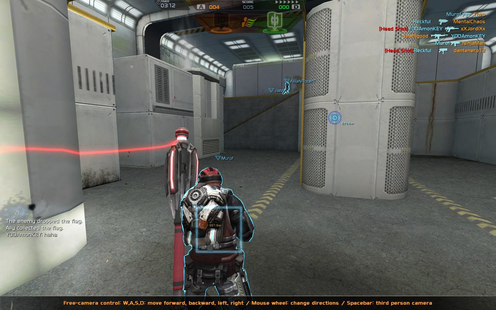 Zahájena otevřená beta střílečky Genesis A.D. 23422