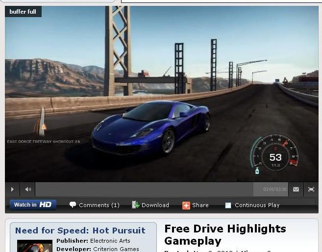 Chystá Criterion pro NFS: Hot Pursuit brzká DLC? 23528