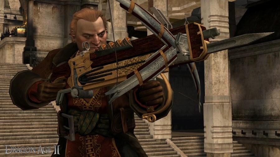 Trpaslík Varric z Dragon Age 2 představen 23633