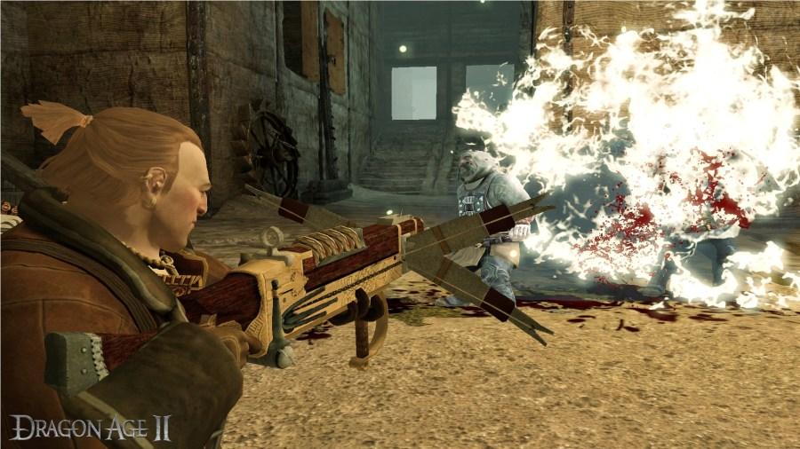Trpaslík Varric z Dragon Age 2 představen 23634