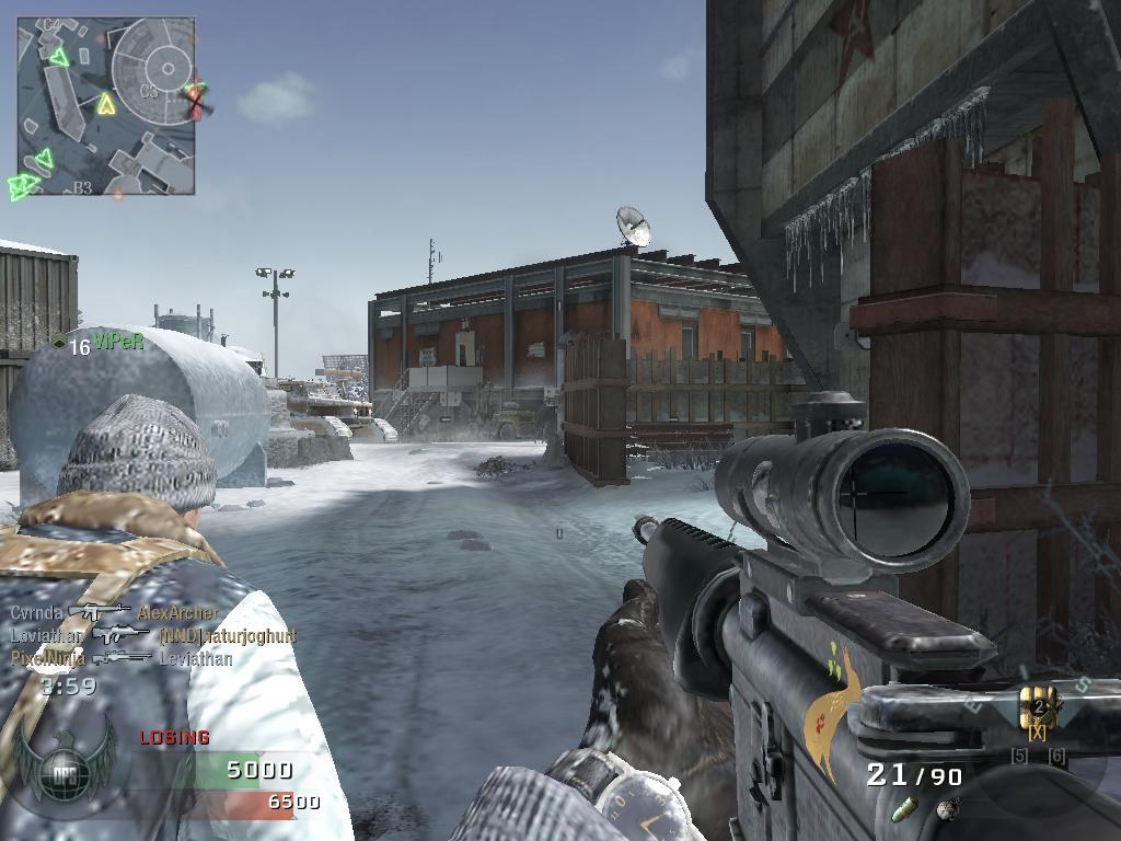 Call of Duty: Black Ops – multiplayer pod drobnohledem 23685