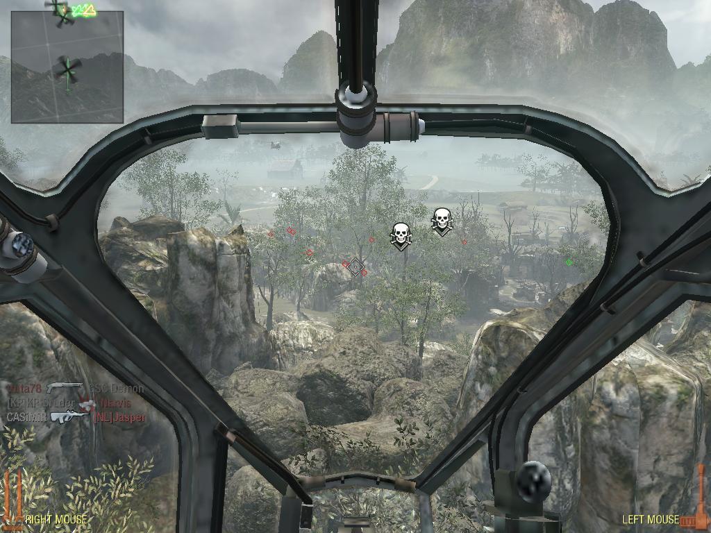 Call of Duty: Black Ops – multiplayer pod drobnohledem 23686