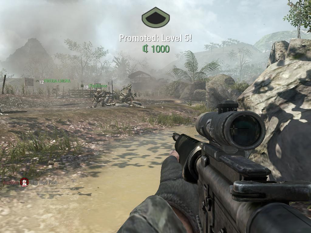 Call of Duty: Black Ops – multiplayer pod drobnohledem 23687