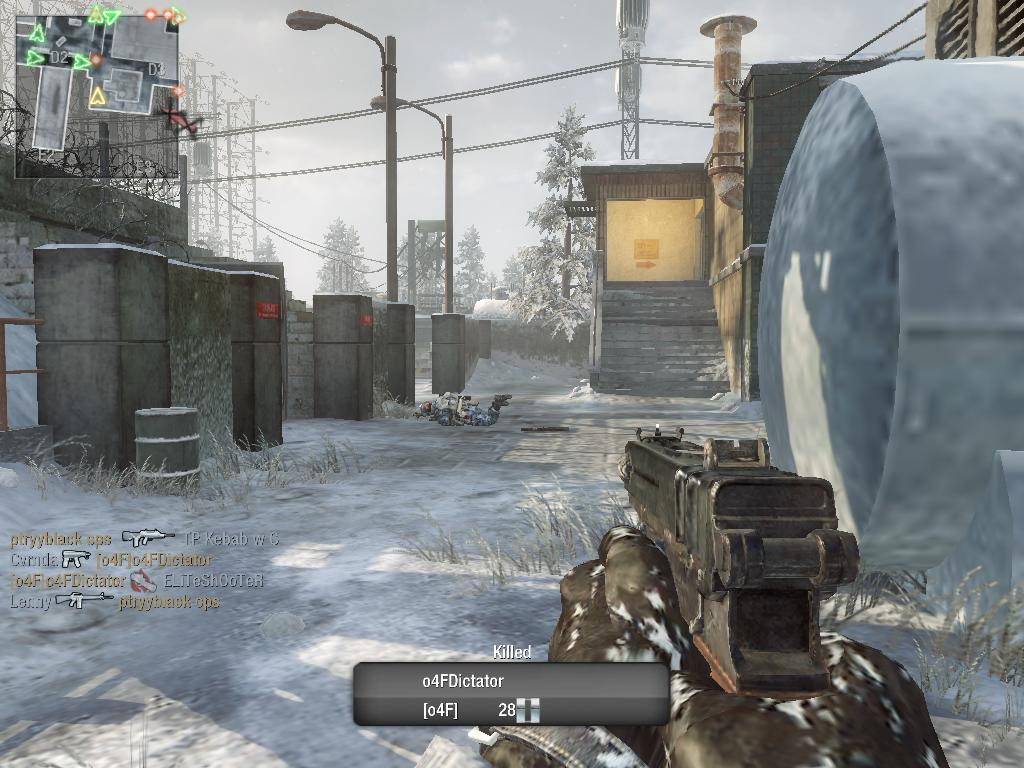 Call of Duty: Black Ops – multiplayer pod drobnohledem 23689