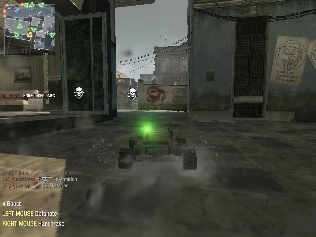 Call of Duty: Black Ops – multiplayer pod drobnohledem 23690