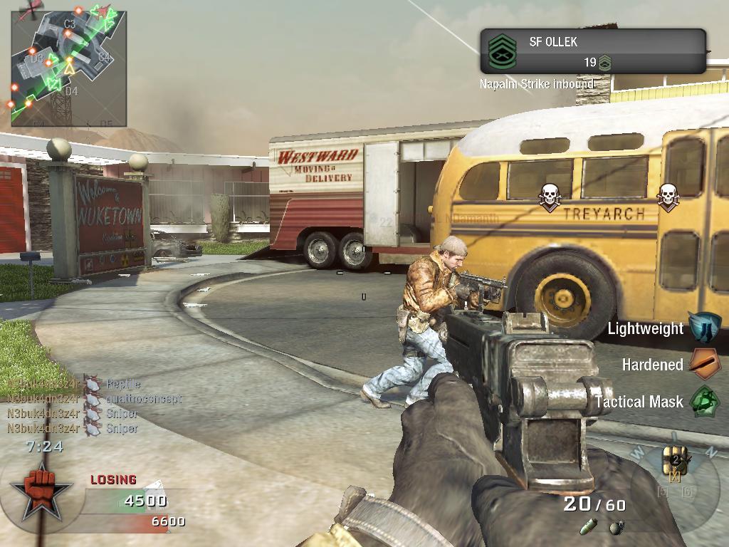 Call of Duty: Black Ops – multiplayer pod drobnohledem 23693