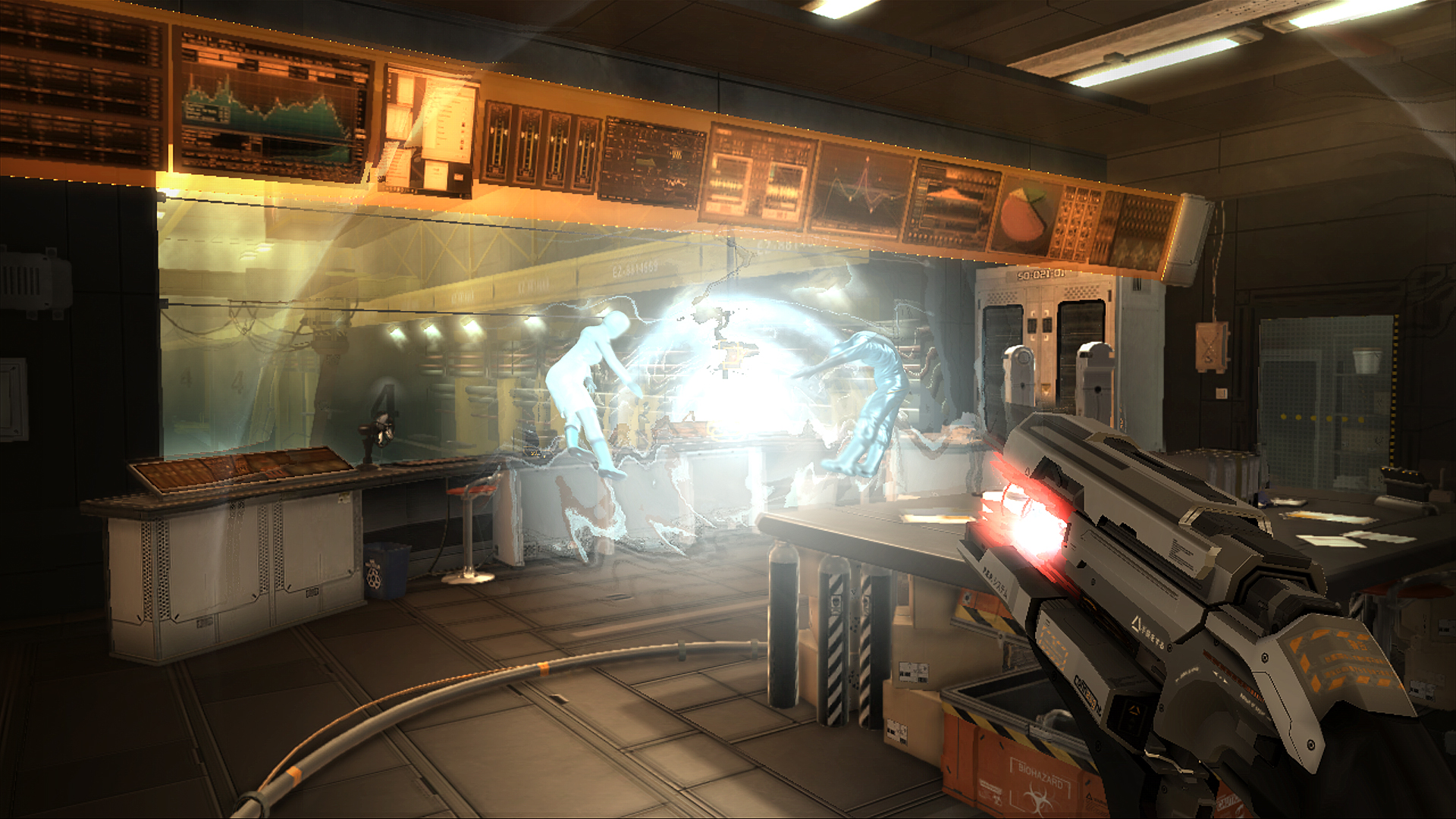 Co jste chtěli vědět o Deus Ex a nebáli se zeptat 23986