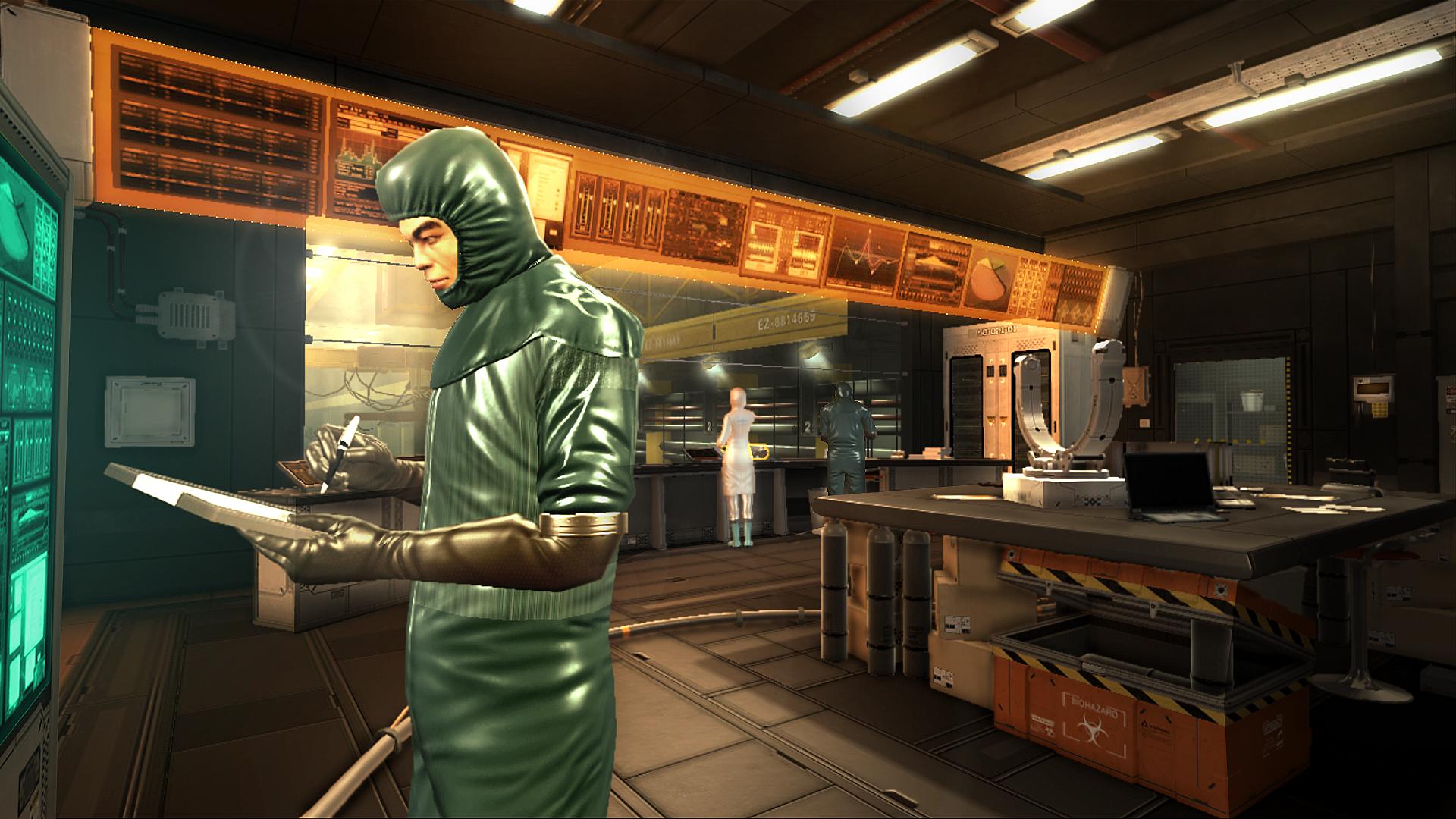 Co jste chtěli vědět o Deus Ex a nebáli se zeptat 23987