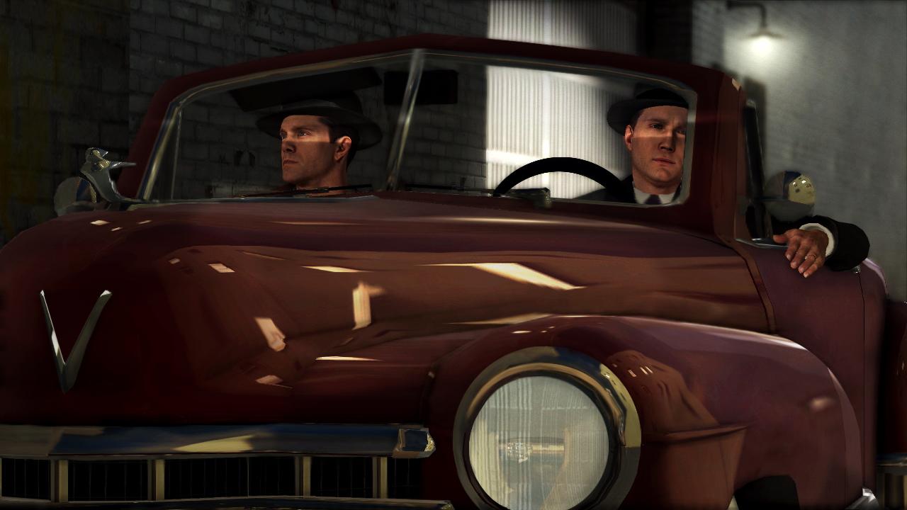 Na světě jsou nové obrázky z L.A. Noire 24001