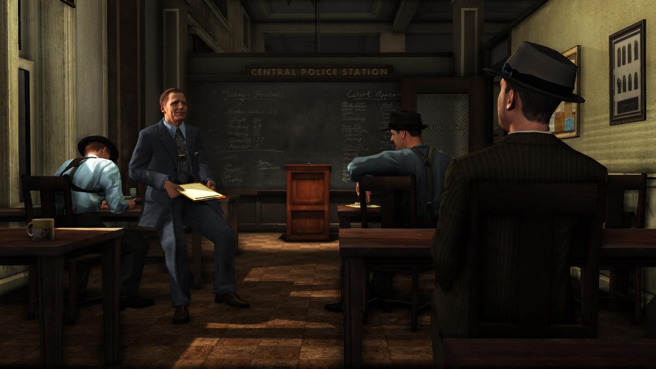 Na světě jsou nové obrázky z L.A. Noire 24002