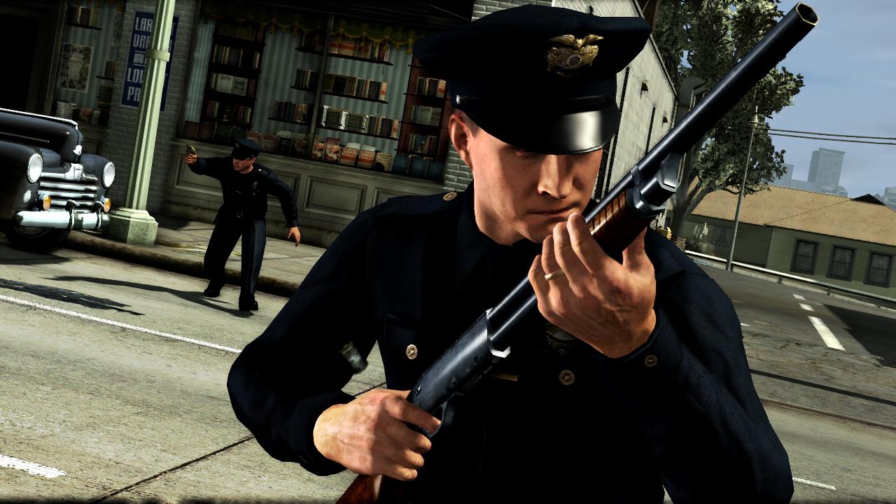Na světě jsou nové obrázky z L.A. Noire 24003