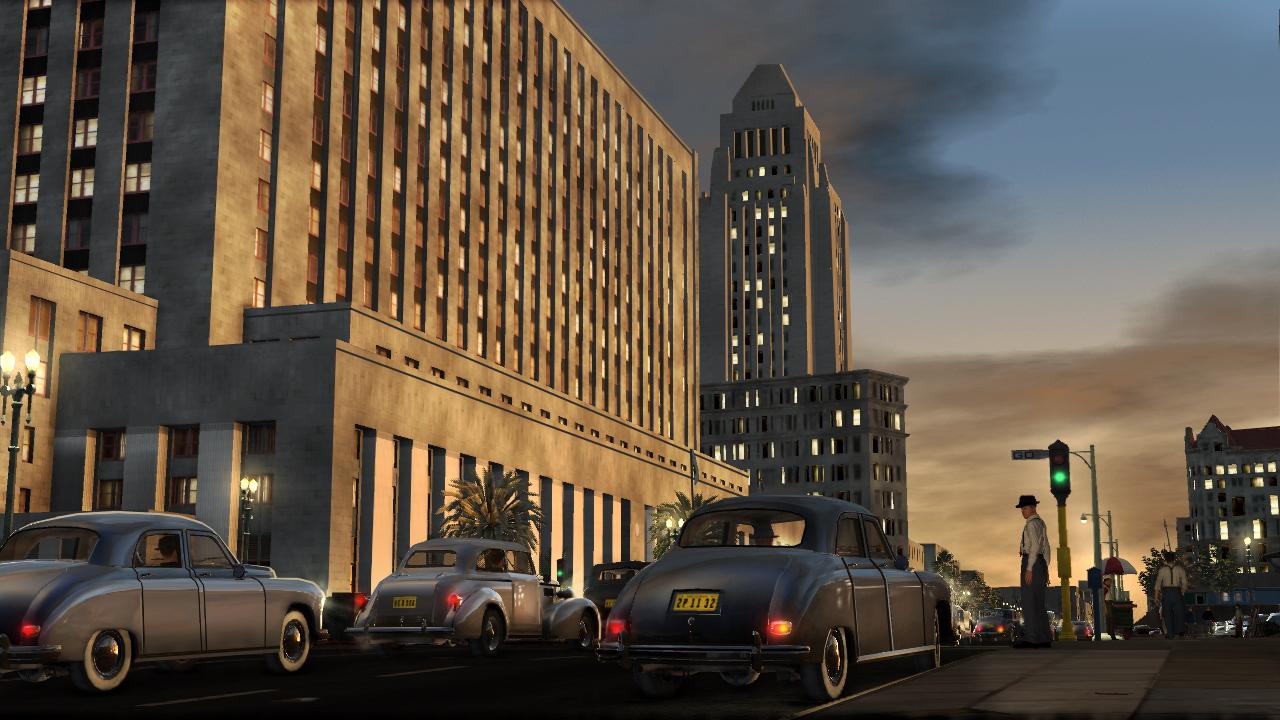 Na světě jsou nové obrázky z L.A. Noire 24004