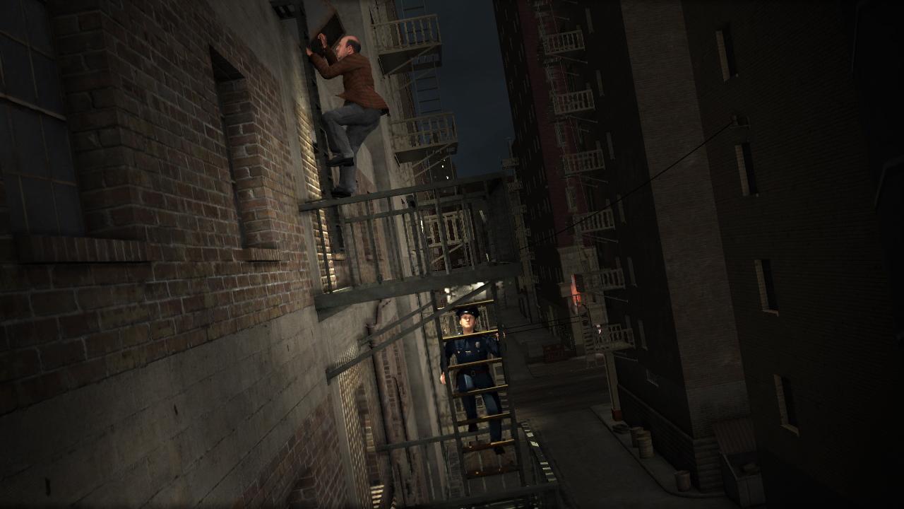 Na světě jsou nové obrázky z L.A. Noire 24008