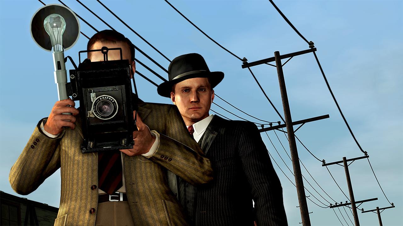 Na světě jsou nové obrázky z L.A. Noire 24009