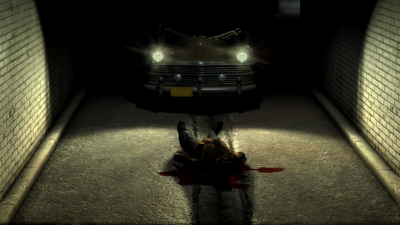 Na světě jsou nové obrázky z L.A. Noire 24010