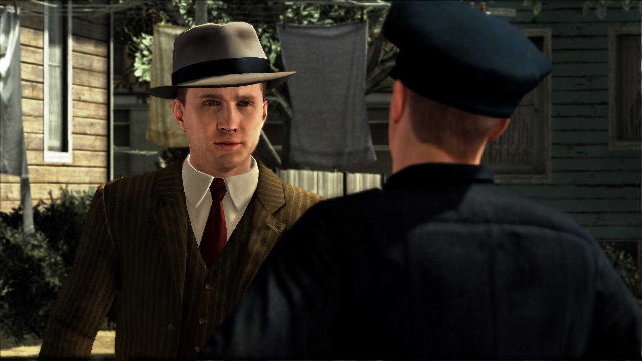 Na světě jsou nové obrázky z L.A. Noire 24011