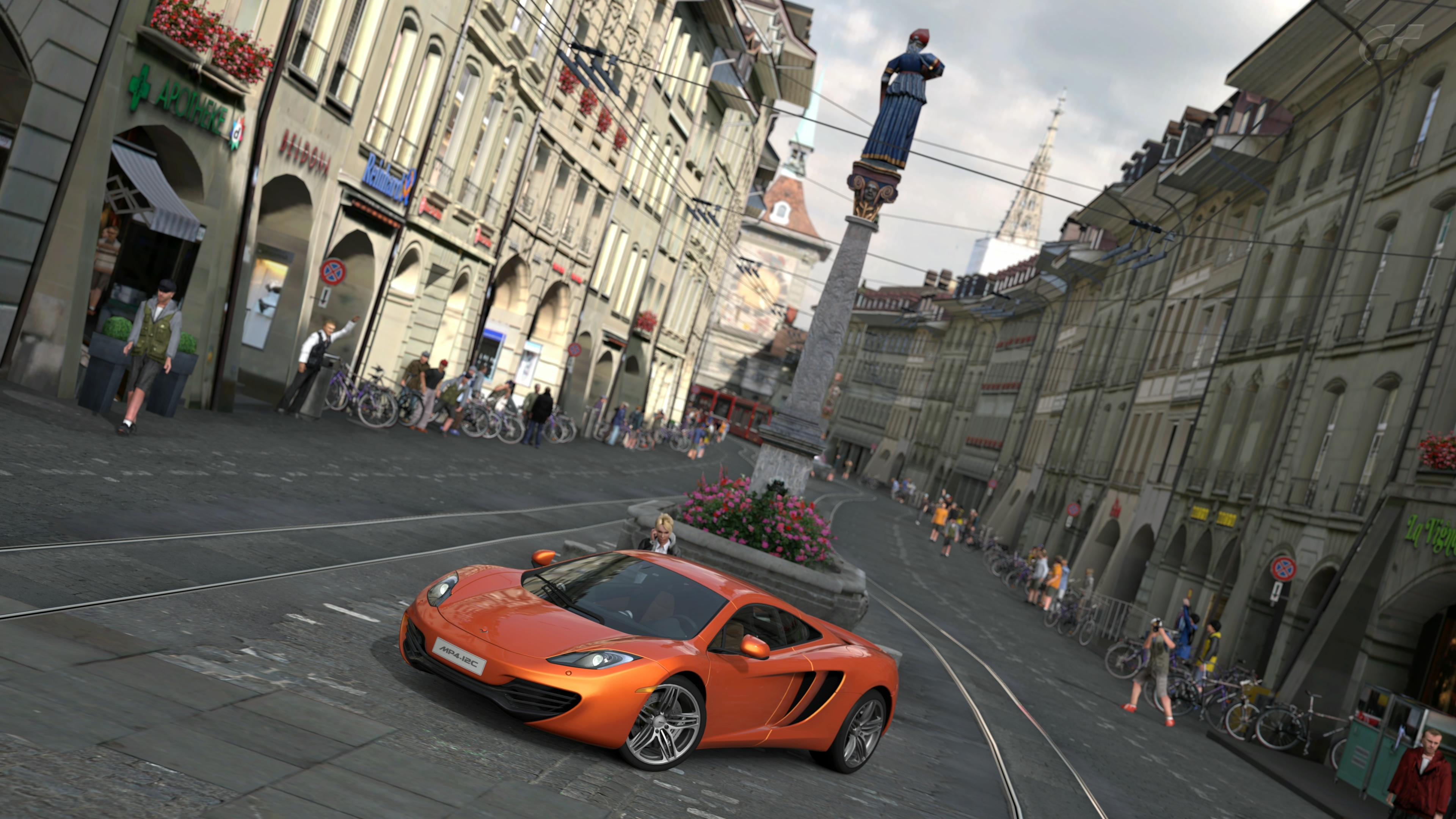 Gran Turismo 5 - král se vrací na výsluní? 24167