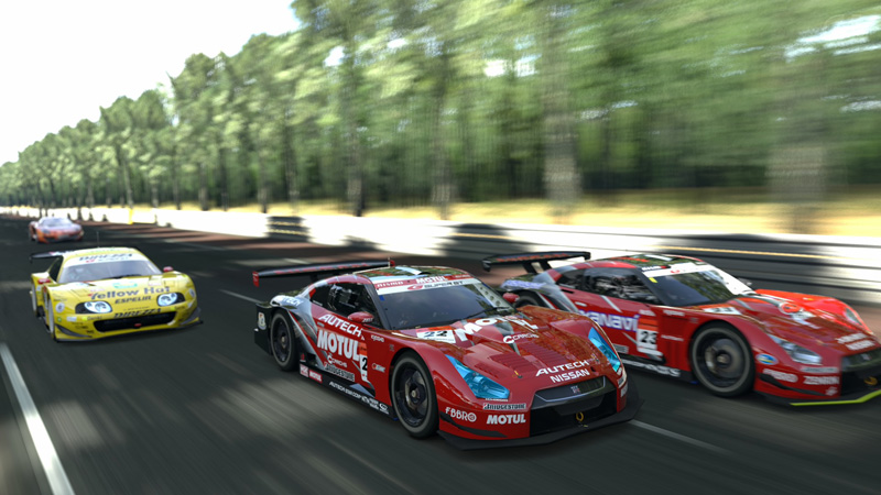 Gran Turismo 5 - král se vrací na výsluní? 24173