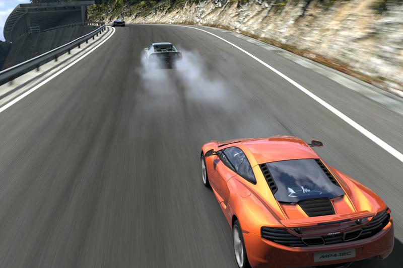 Gran Turismo 5 - král se vrací na výsluní? 24175