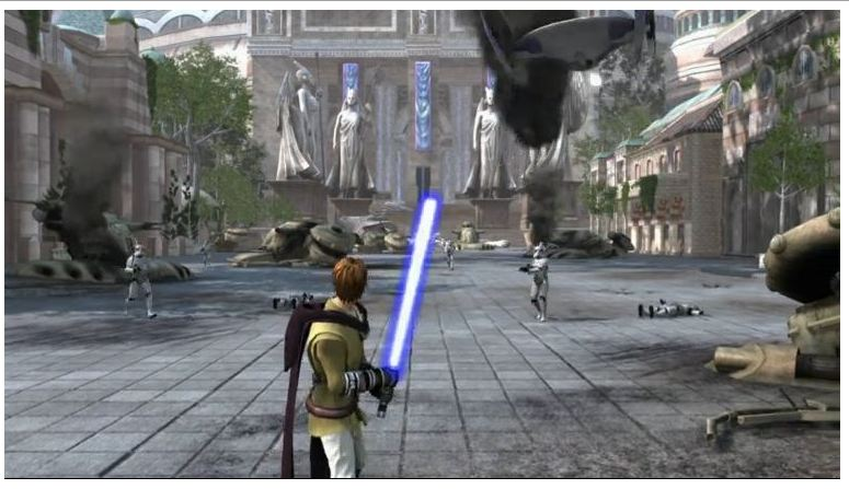 E3 2011: Kinect Star Wars v detailech 24439