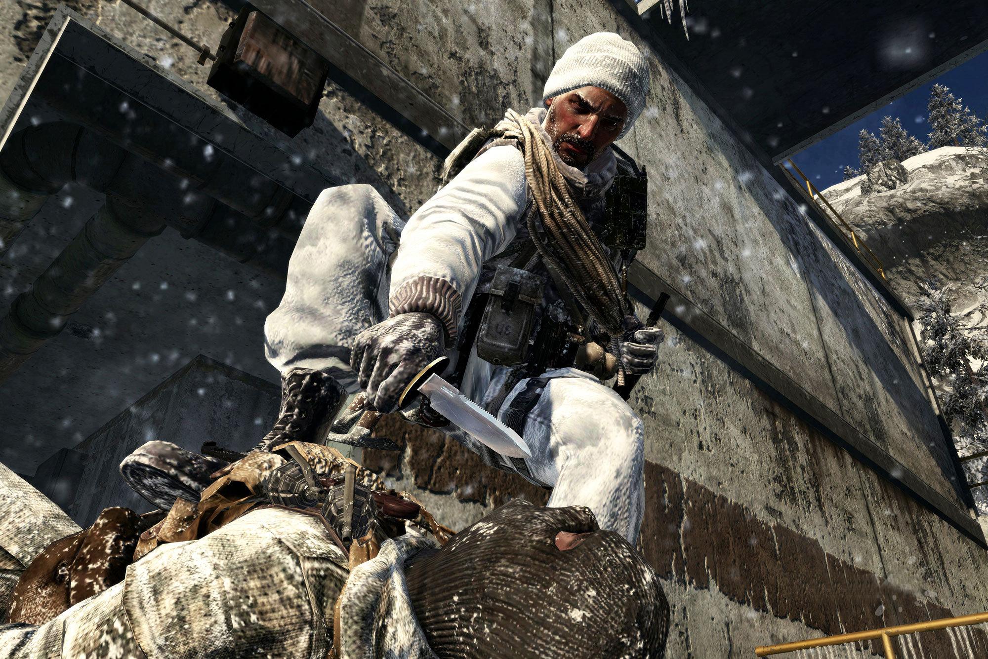 Call of Duty: Black Ops v novém světle + screenshoty 2509