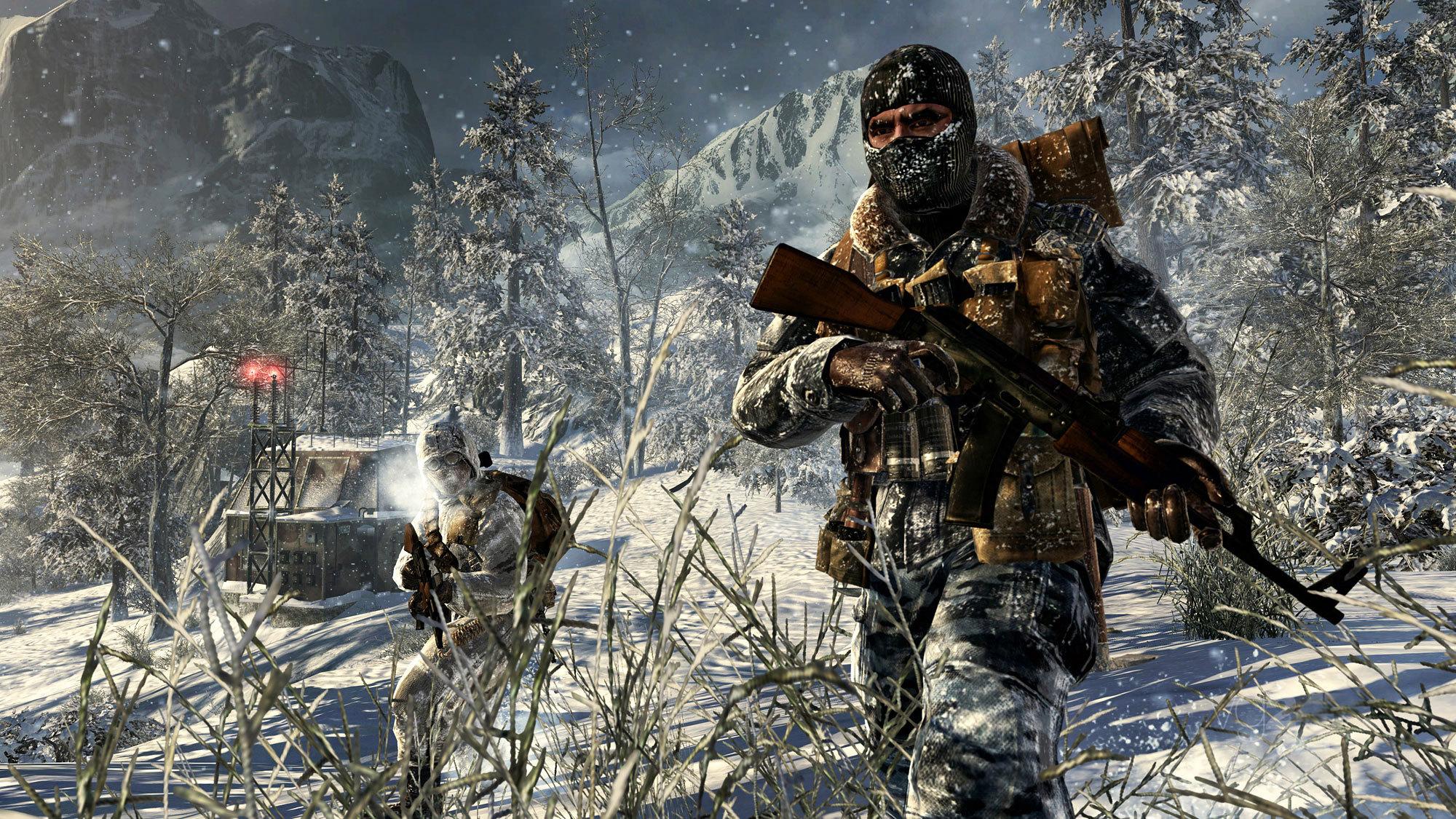 Call of Duty: Black Ops v novém světle + screenshoty 2510