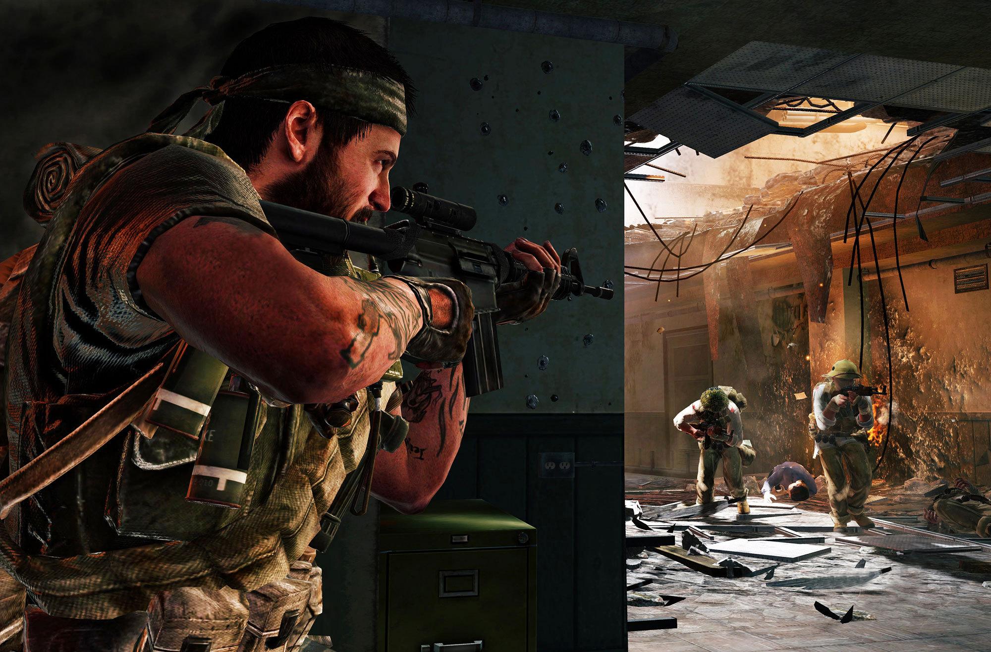 Call of Duty: Black Ops v novém světle + screenshoty 2512