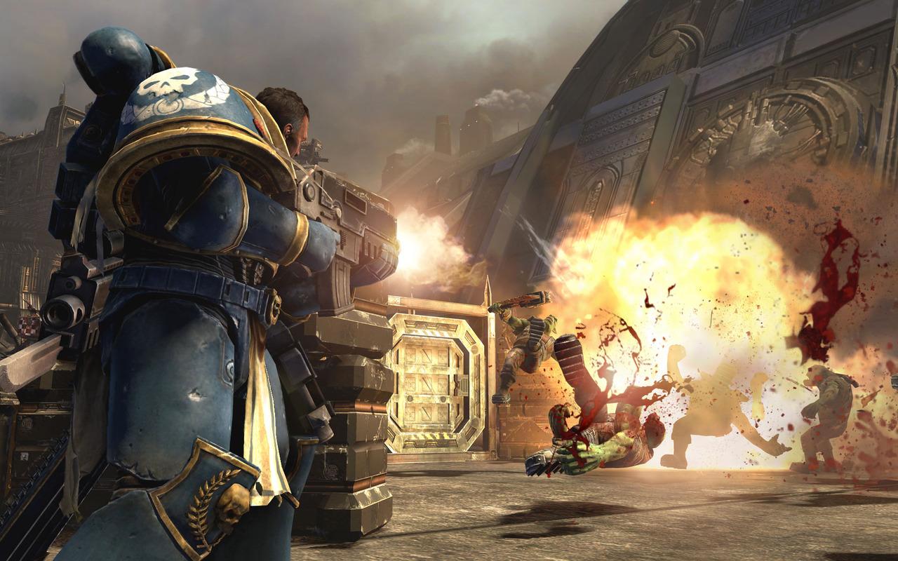 Warhammer 40,000: Space Marine – brutální demo 26199
