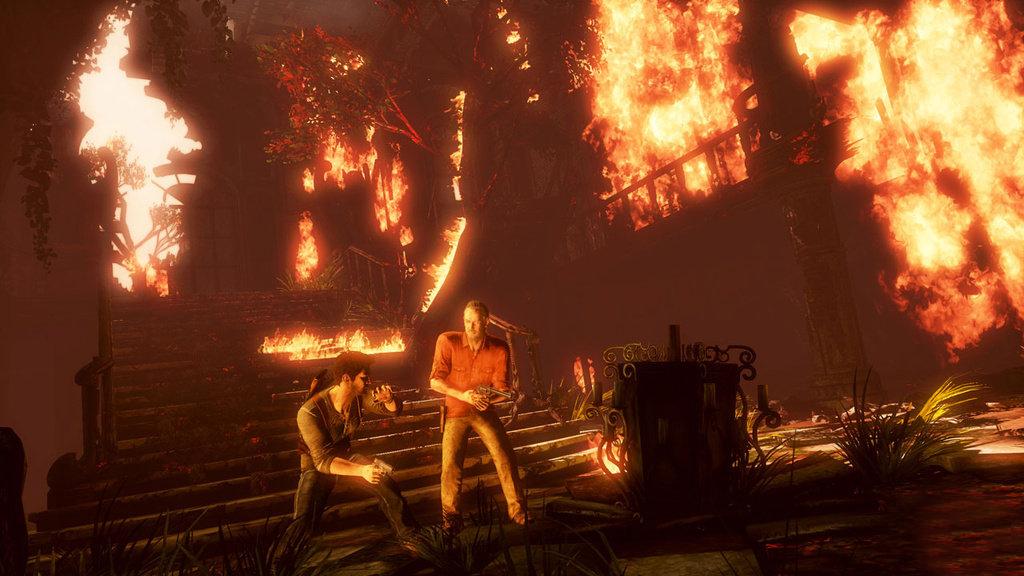 Uncharted 3 trousí další detaily 27022