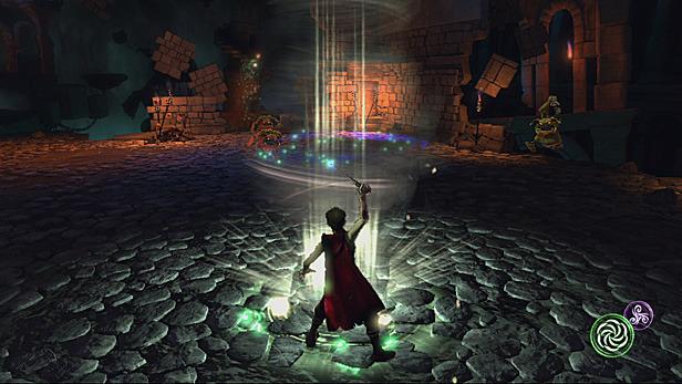 Sorcery stále ve vývoji, vzkazuje Sony 27261