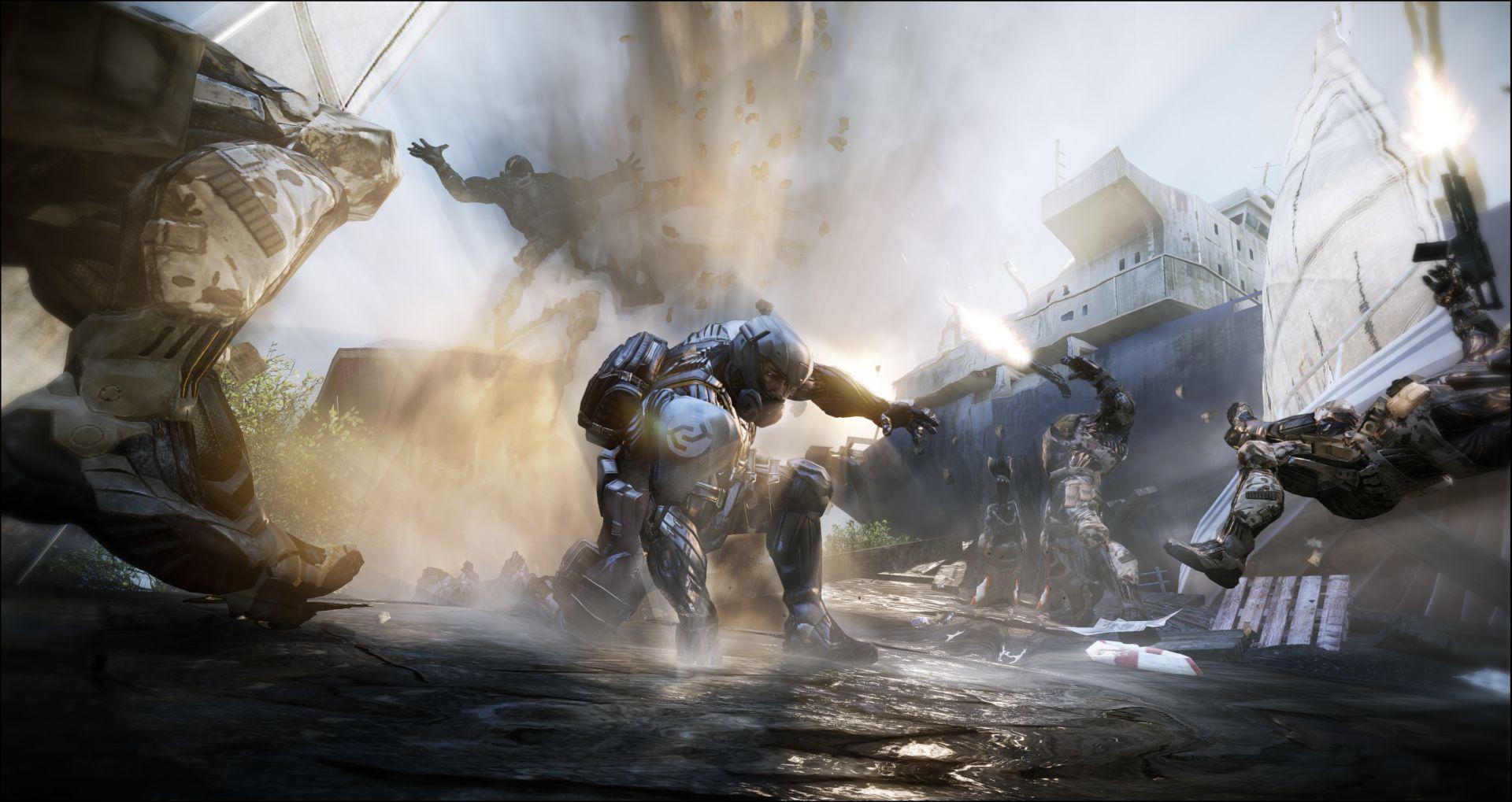 Crysis 2 nabídne exkluzivní MP demo pro Xbox360 27355