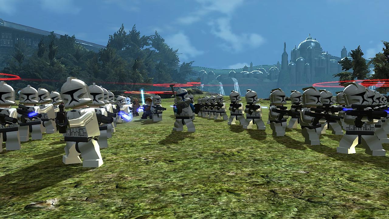 LEGO Star Wars III: The Clone Wars – Síla legendární stavebnice 27421