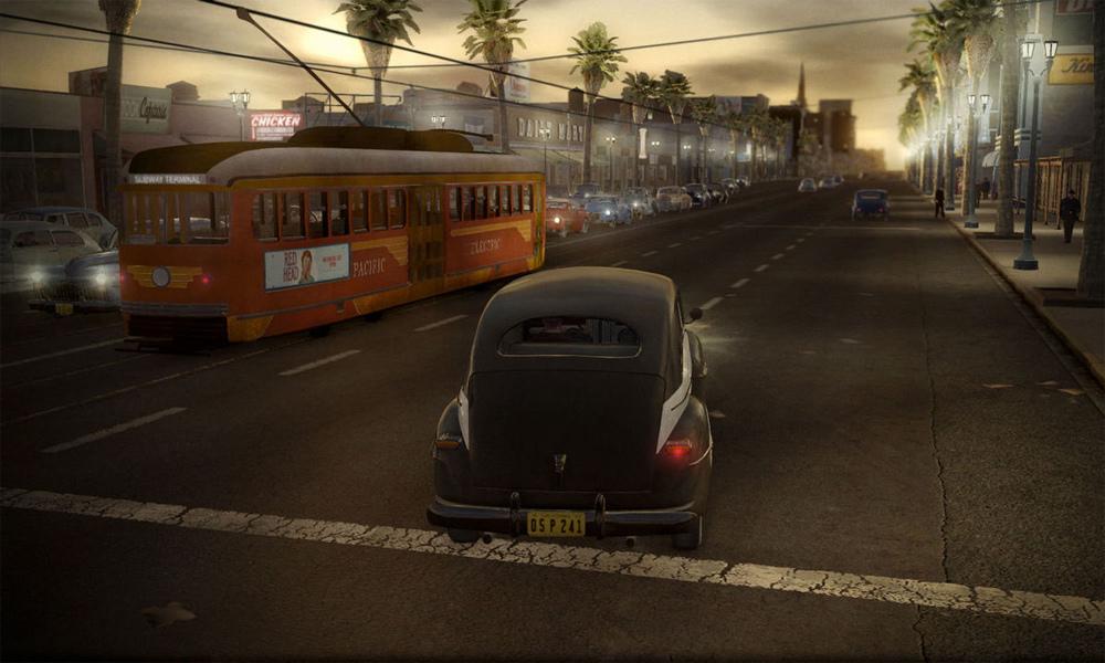 Místo činu v L.A. Noire – nové obrázky 2749