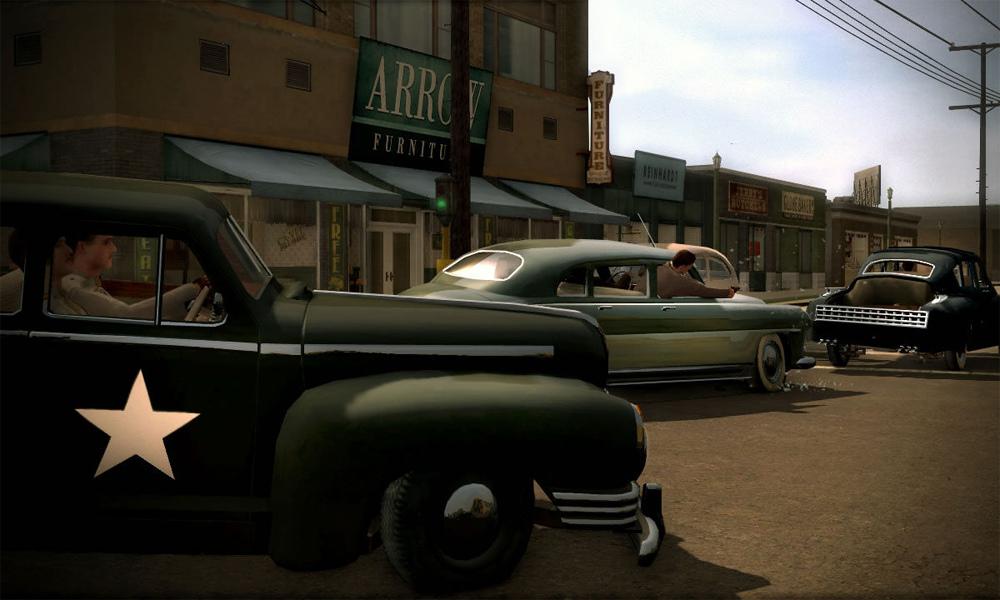 Místo činu v L.A. Noire – nové obrázky 2755