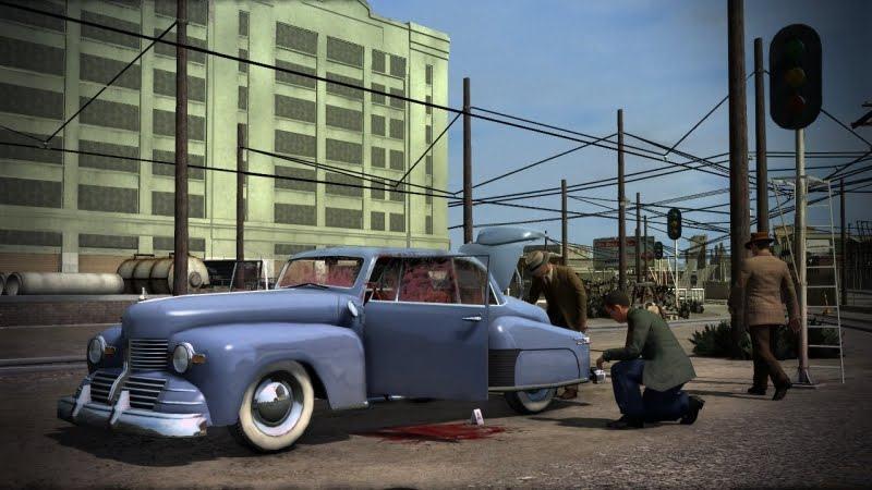 Místo činu v L.A. Noire – nové obrázky 2759