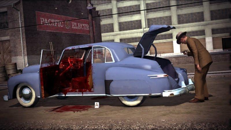Místo činu v L.A. Noire – nové obrázky 2760
