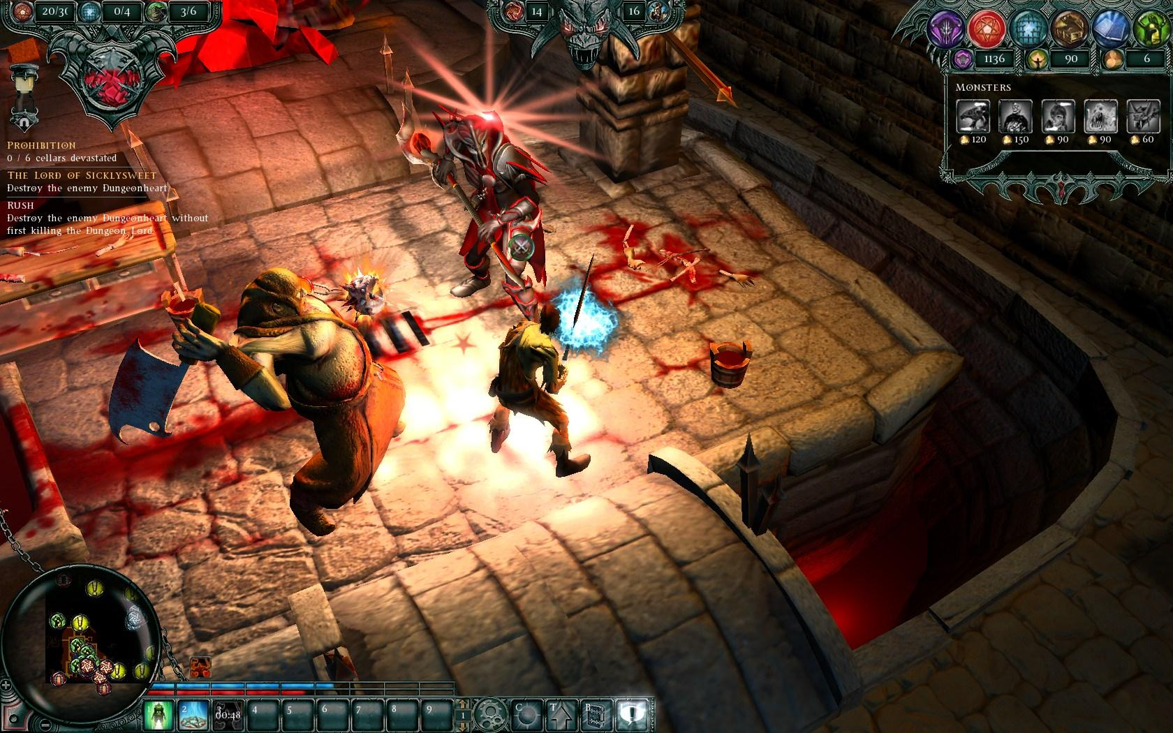 Galerie: Castlevania, Knights Contract, Dungeons a Stacking 27837