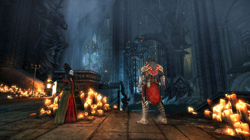 Galerie: Castlevania, Knights Contract, Dungeons a Stacking 27892