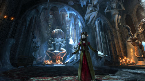 Galerie: Castlevania, Knights Contract, Dungeons a Stacking 27893