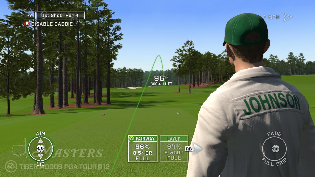 Představení Tiger Woods PGA Tour 12 28764