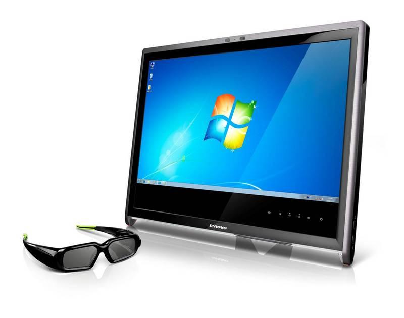 CES 2011: NVIDIA prezentuje nový 3D monitor 28870