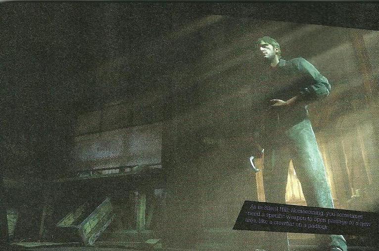 Nový Silent Hill s podtitulem a detaily 28894