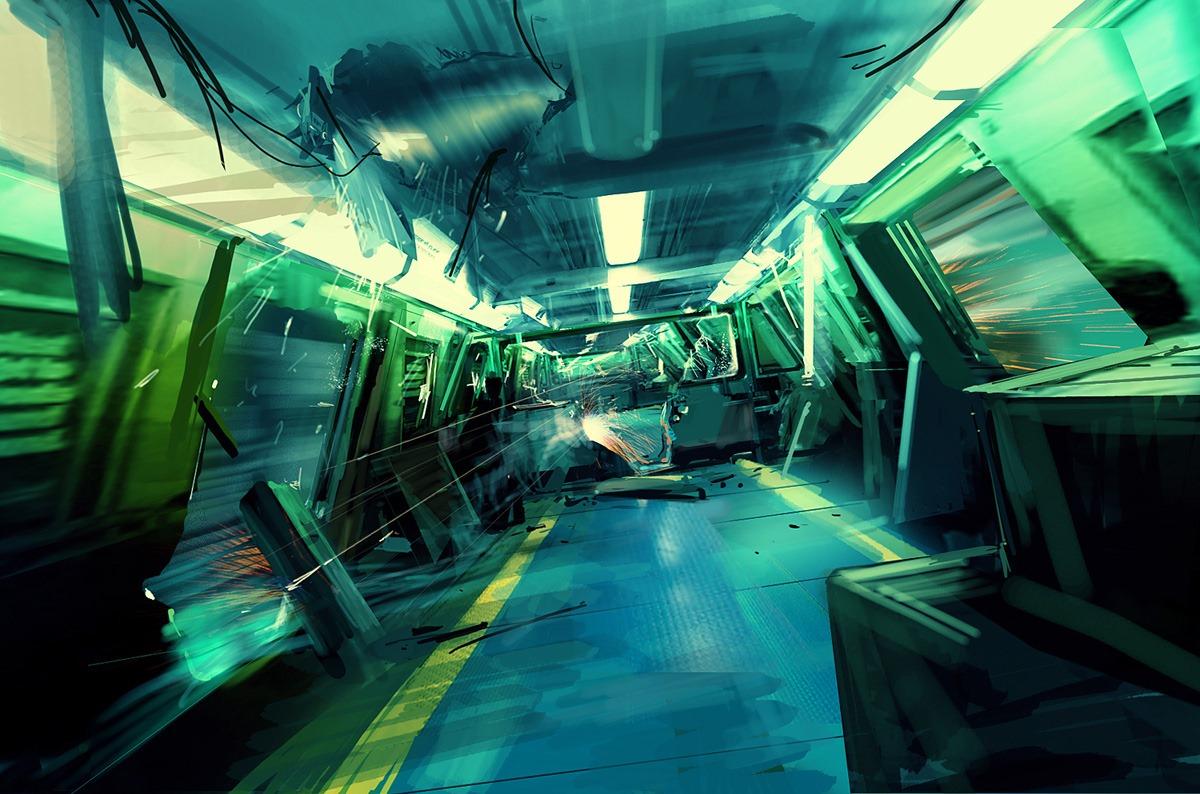 Concept arty ze zrušeného projektu Hero 29110