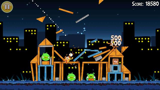 Angry Birds přiletěly na Facebook 29676