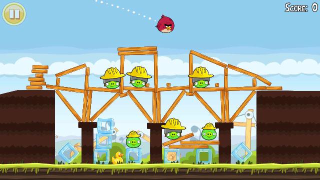 Angry Birds přiletěly na Facebook 29678