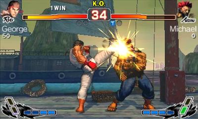 Super Street Fighter IV se představuje na 3DS 29853