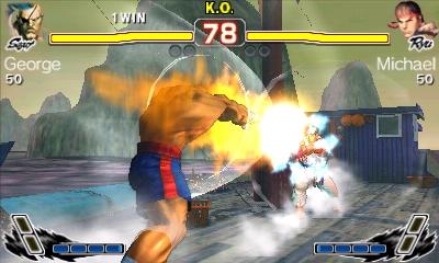 Super Street Fighter IV se představuje na 3DS 29854