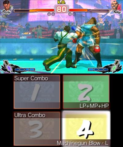 Super Street Fighter IV se představuje na 3DS 29855